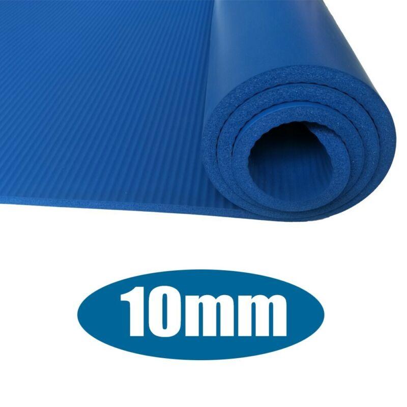 4/10MM Non-slip Durable Gym Mats Pad