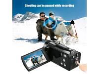 HD 1080P 24MP 16X Zoom Digital Video Camera Night Vision Camcorder W/Microphone