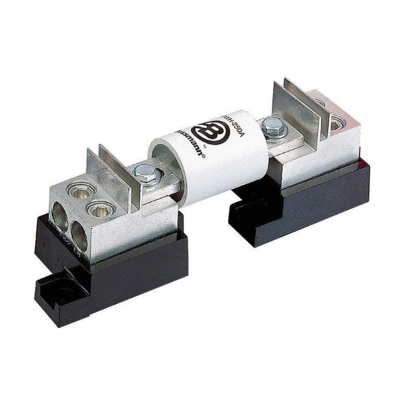 Fuse Block,401 to 600A,Semicondctr,1 Pl 1BS104