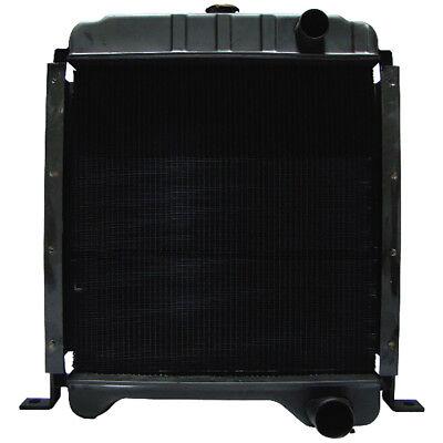 1347609c1 Radiator For Case Ih Skid Steer Loader 1840 1845c W Diesel