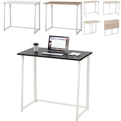 Klappbar Computertisch Schreibtisch Bürotisch Arbeitstisch PC Tisch 80x45x74 cm