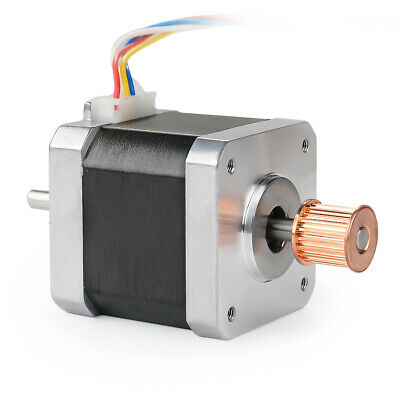 X-axis Stepper Motor Nema17 For Co2 Laser Cutting Engraving Machine