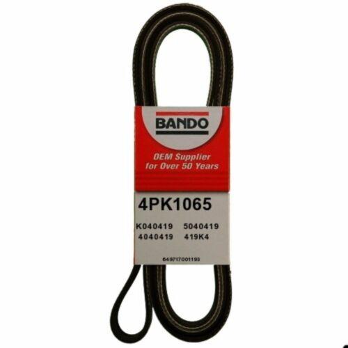 METRIC STANDARD 4PK890 Replacement Belt