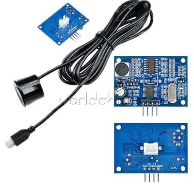2pcs Ultrasonic Module Distance Measuring Transducer Sensor Perfect Waterproof