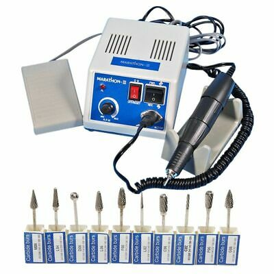 Dental Marathon Lab Micromotor35k Rpm Polishing Handpiece N3polish Burs Ma