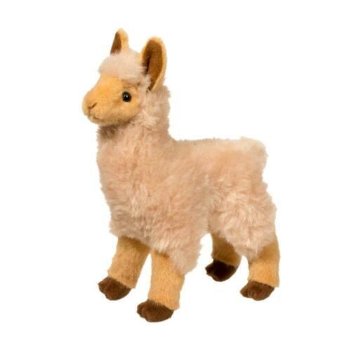 JASPER the Plush GOLDEN LLAMA Stuffed Animal - by Douglas Cuddle Toys - #1525