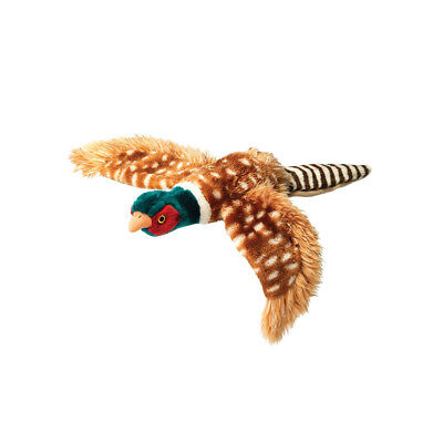 House of Paws Plush Pheasant Dog Toy Extra Small | Toy Dogs Squeaky Realistic