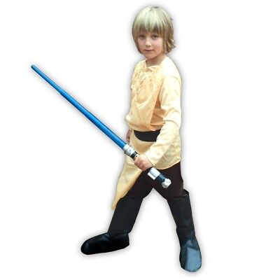 Kinder-Kostüm Luke Skywalker Star Wars Jungen Kinderkostüm Star Wars Kleinkind
