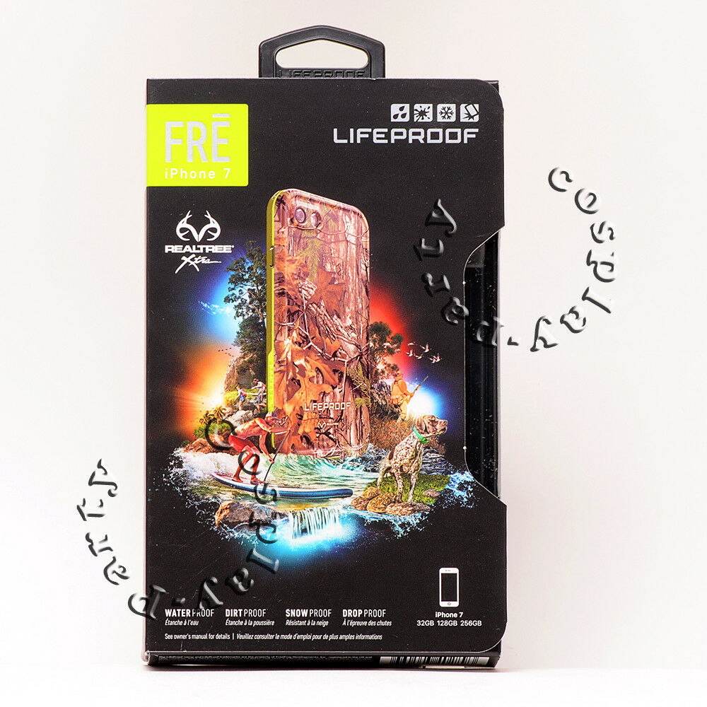 Lifeproof - Fre Protective Waterproof Case For Apple® Ip