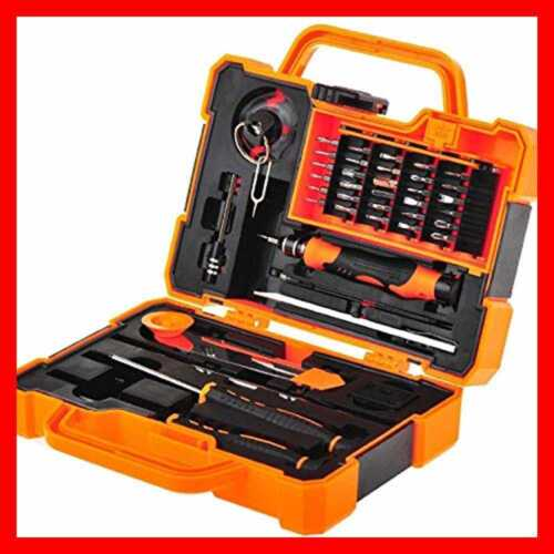 Convenient Family Must-Have Repair Tool for iPhone K-3602 7 in 1 Professional Opening Tool Set for Phone