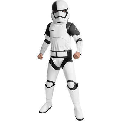 Kids Super Deluxe Executioner Trooper Last Jedi Costume](Deluxe Jedi Costume)