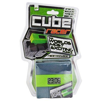 CUBE RACER GAME - BEAT THE TIME CLOCK - PUZZLE GAME JIGSAW PALADONE