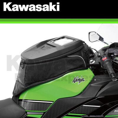 GENUINE KAWASAKI EXPANDABLE TANK BAG 2013 - 2017 NINJA 300 / ABS / SE K57003-114