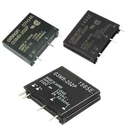 5v12v24v G3mb-202p Dc-ac Pcb Ssr Solid State Relay Module Sx