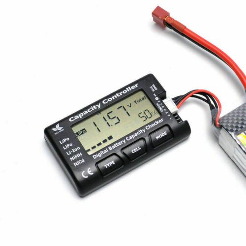 Cellmeter7 1-7S Digital Power Monitor LiPo Lithium Battery V