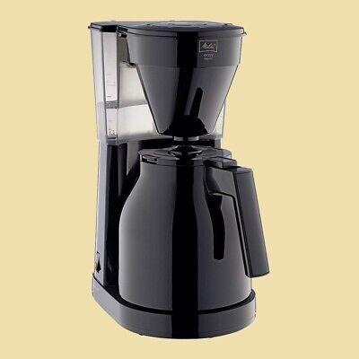 Melitta Thermo-Kaffeemaschine Easy II Therm - 1023-06 - schwarz ()