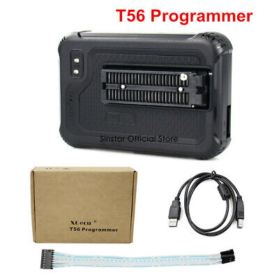Xgecu T56 Programmer 56 Pin Drivers Support 20000 Ics For Picnand Flashemmc
