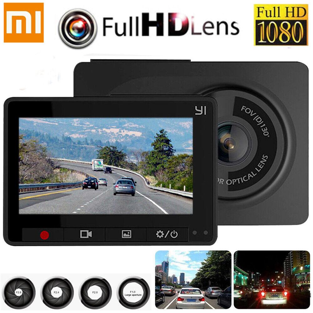 Xiaomi YI Car DVR Video Camera 1080P Night Vision Video Reco