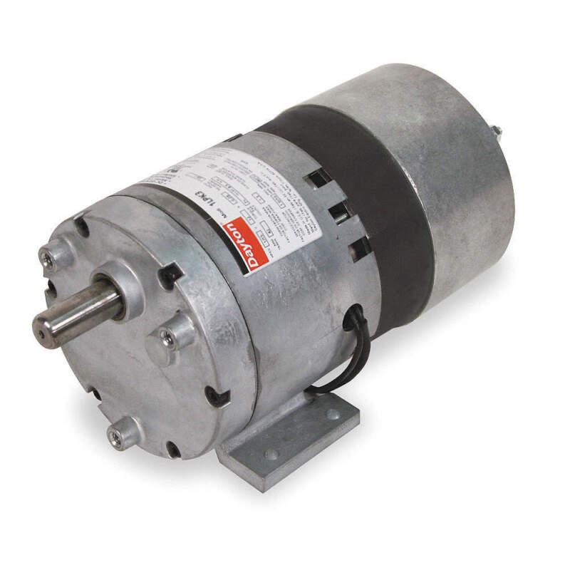 AC Gearmotor,30 rpm,Open,115V 1LPL7