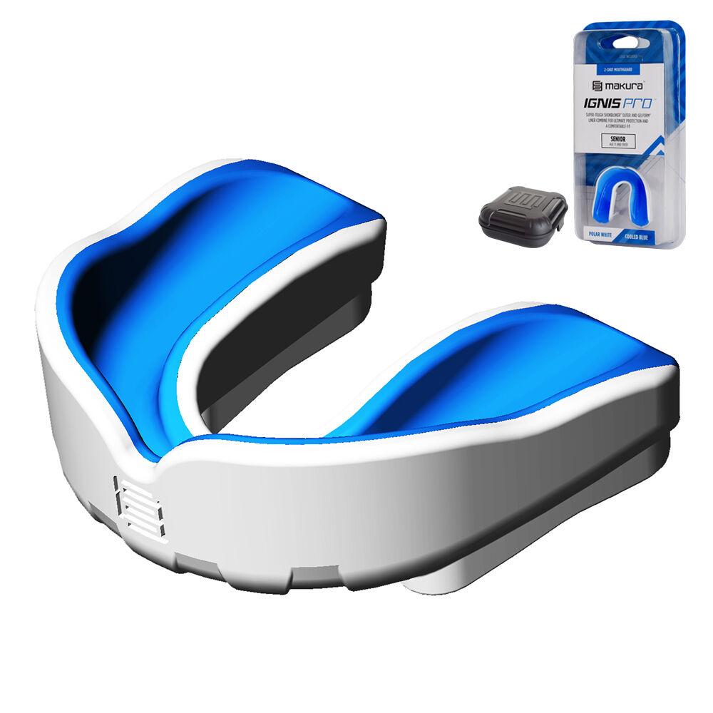 MAKURA Tephra Max Gel Mundschutz Zahnschutz mit Flexicore Schockabsorbierung