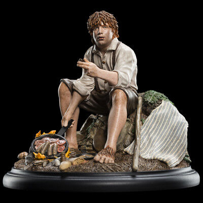 THE HOBBIT SAMWISE GAMGEE  Miniature Figure Mini Statue Weta