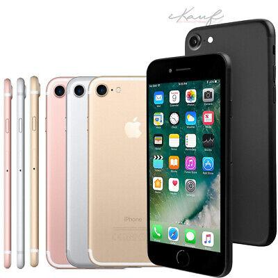 APPLE IPHONE 7 32GB 128GB DIAMANT SCHWARZ SILBER ROT ROSEGOLD GOLD wenn vorrätig Apple Iphone 3g Handy