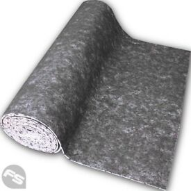 10 mm carpet underlay *2 rolls*