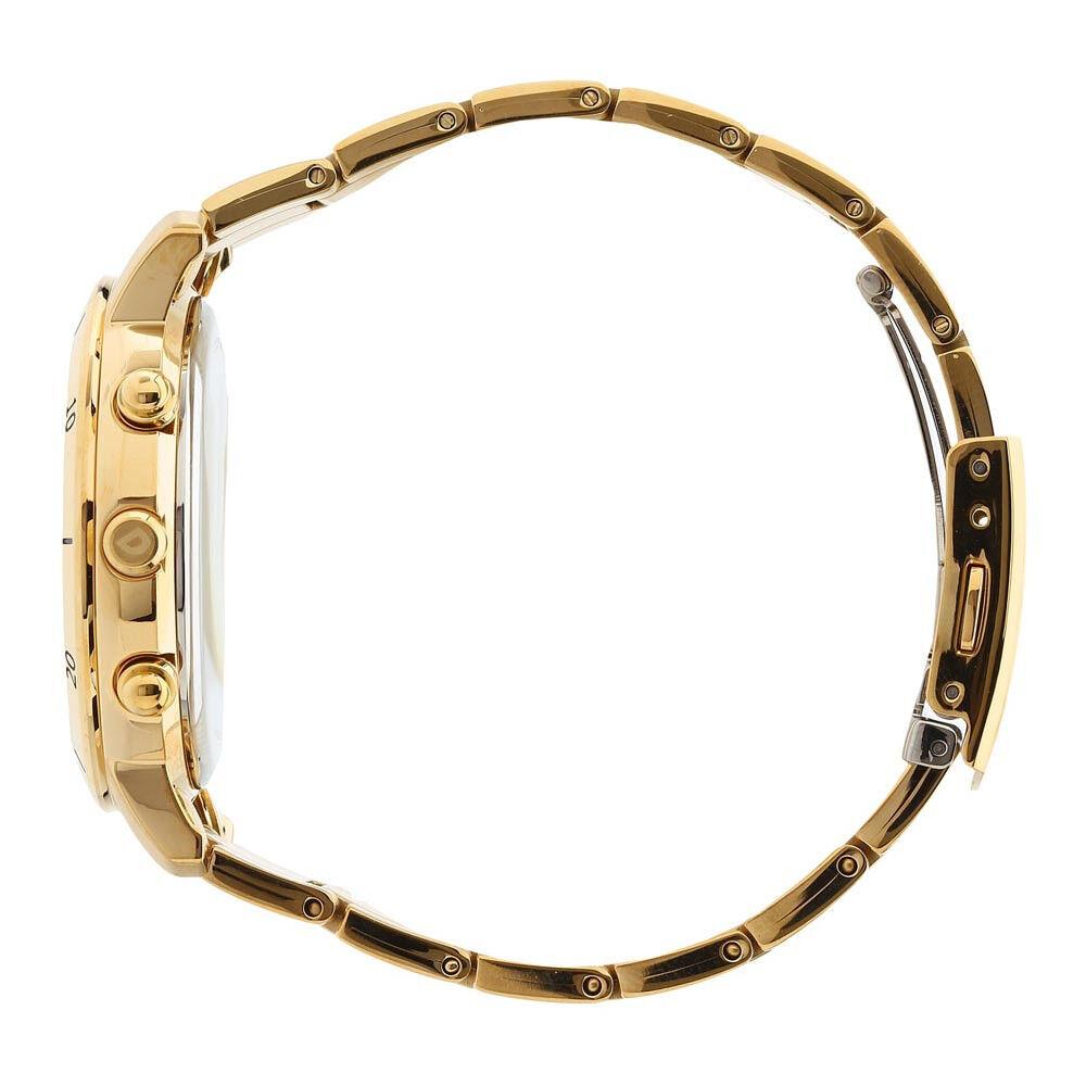 Citizen Eco-Drive Women's FB1342-56P Chronograph Gold Tone Bracelet 41mm Watch