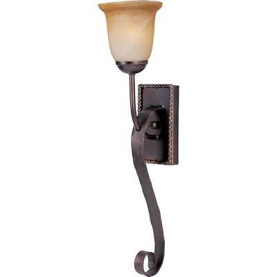 Usado, Maxim Lighting - 20618VAOI Aspen Wall Sconce Oil Rubbed Bronze comprar usado  Enviando para Brazil