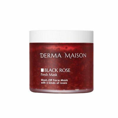 [MEDI-PEEL] Derma Maison Black Rose Fresh Mask - 230g / Free Gift