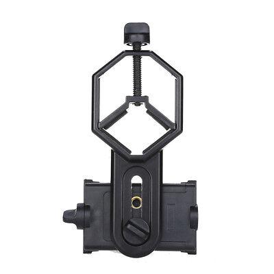 Adapter Binocular Monocular Microscope Mount Holder Portablefor forMolibe Phone