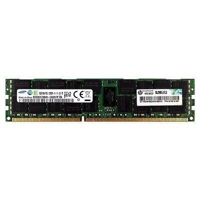 HP 672612-081 16GB MODULE 2Rx4 DDR3 PC3-12800R 1600MHz ECC REG DIMM MEMORY RAM