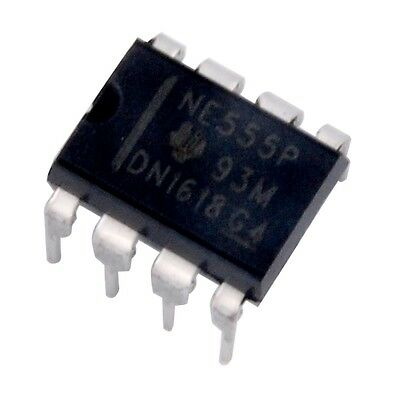 20pcs Texas Instruments Ne555p Ne555 555 - Single Precision Timer - New Ic