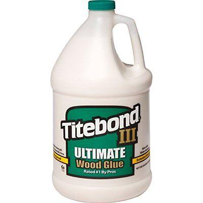 Titebond 1416 Iii Ultimate Wood Glue 1-gallon