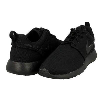 UPC 091202100414 Nike Rosherun GS 599728031 Color Black Size