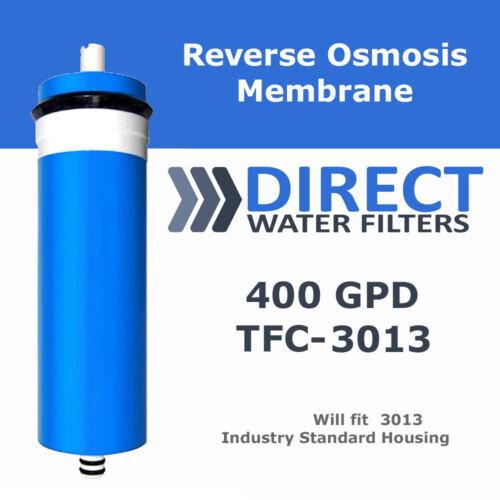 400 GPD Reverse Osmosis RO Membrane / Housing TFC-3013-400 GPD