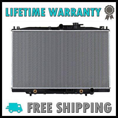 2148 New Radiator For Honda Accord 1998 - 2002 2.3 L4 Lifetime Warranty