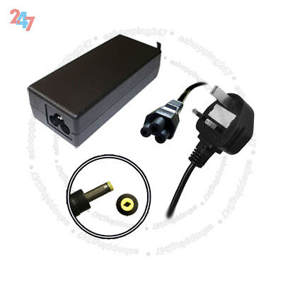 LAPTOP AC ADAPTER POWER CORD CHARGER FOR ACER ASPIRE 5315 5735 5920 19V S247 ()