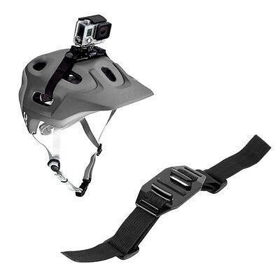 Fascia sport pr casco bici supporto per GoPro Hero 1 2 3 3+ 4 5 ciclismo fitness