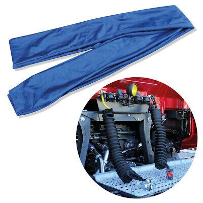 Cubierta Manguera de Aire Protección Bobina Comprimido Embrague Azul Para Camión