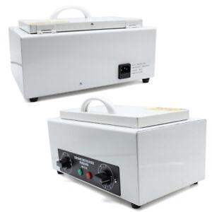 Portable Dry Heat Sterilizer UV Autoclave Dental for Tattoo Utensil Beauty Salon