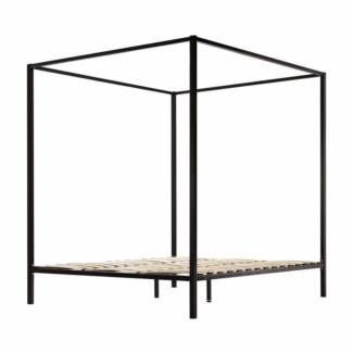 New bed frame bed base poster bed queen king double