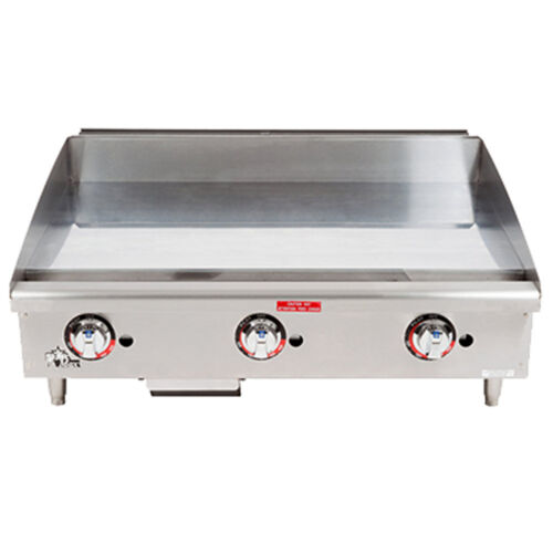 """Star 636tchsf 36"""" Heavy Duty Gas Countertop Griddle"""
