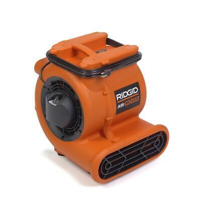 Ridgid Blower Fan Air Mover Dryer Wet Floor Carpet Drying Heavy Duty 1625 Cfm