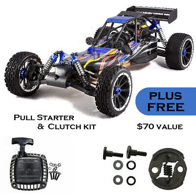 REDCAT Rampage DuneRunner 1/5 scale 32cc Gas 4WD BAJA RC BUGGY + Spare Parts, used for sale  San Diego