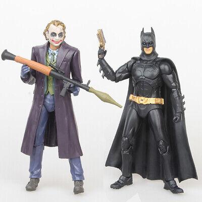 Joker Batman The Dark Knight Hero 16CM PVC Action Figure Christmas Kid Gift Toy  ()