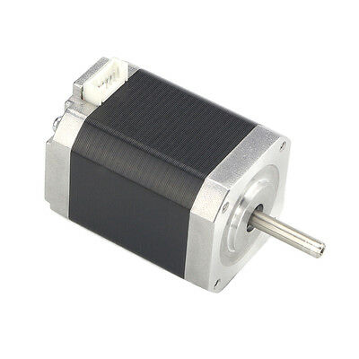 1.8 Degree 42mm 1.5a 3.3v Nema17 2 Phase Hybird Stepper Motor 4-wire 0.4n.m 34mm