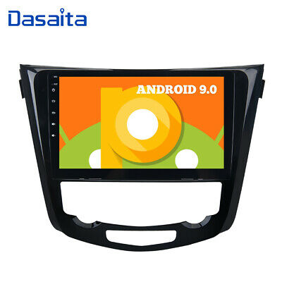Android 9.0 Car Radio GPS for Nissan X-Trail Rogue Navigation Stereo Head Unit