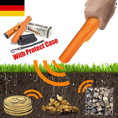 Pinpointer Handheld Metall Detektor Metallsuchgerät Schatzsuche Mit Holster