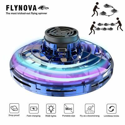 FlyNova Flying Toys Drones, Upgrade Hand Operated Drones for Kids or Adults,360°